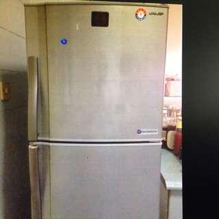 Sharp 2-doors Refrigerator 320L