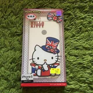 [iPhone 6/6S Plus ]🇬🇧Hello kitty手機殼(軟殼)