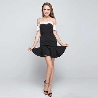Spag - Off Shoulder Dress