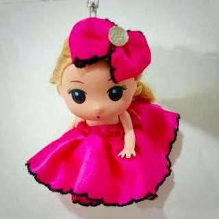 Little Doll Key Chain