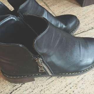 韓版短靴(含運)