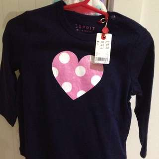 Girls Esprit Top
