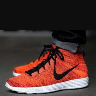 AUTHENTIC NIKE FLY-KNIT CHUKKA