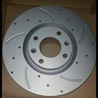 Slotted And Cross Drilled Rotors For Most Make And Models.
