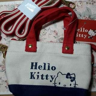 降⚠日本 Hello Kitty手機觸控包