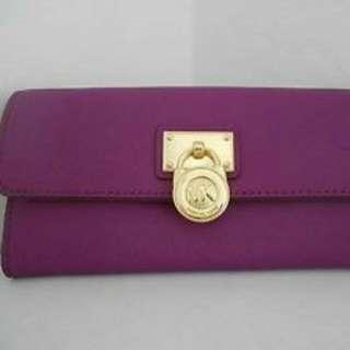Michael Kors Hamilton Saffiano Leather Wallet Original I Don't Sell Fake ☺