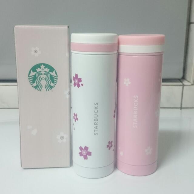 日本設計💕星巴克保溫瓶
