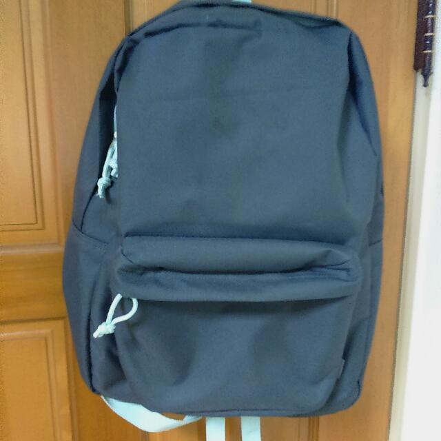 (待面交)全新韓國帶回大容量後背包