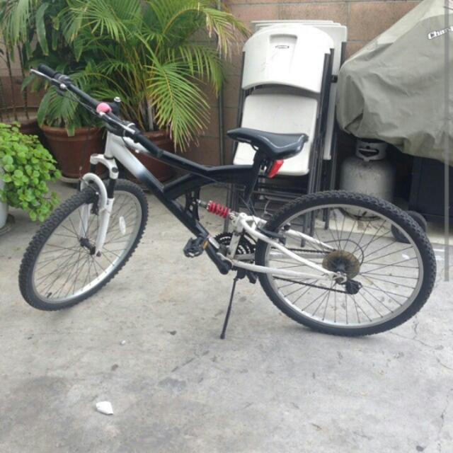 Am Selling My Mountain Bike