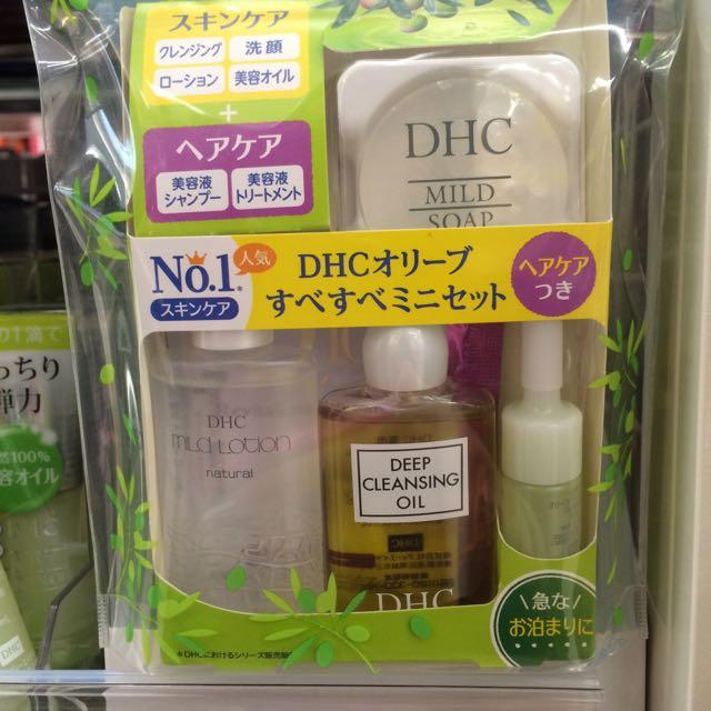 DHC旅行組 10/15-20日本連線商品