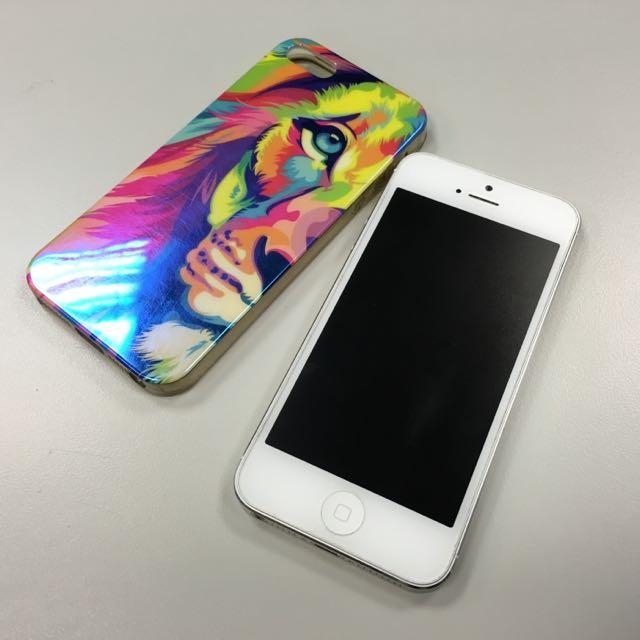Iphone5 16G (保留 待匯款)