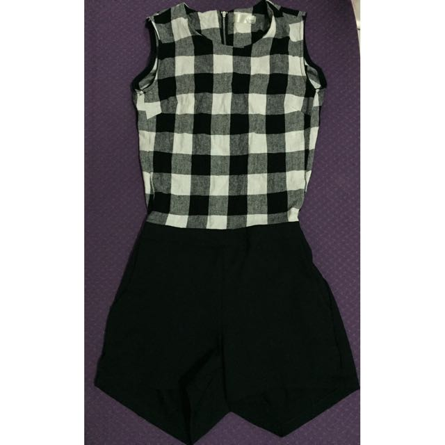連身褲made In Korea