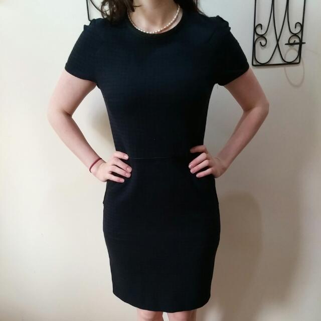 MARCS Navy/Black Dress
