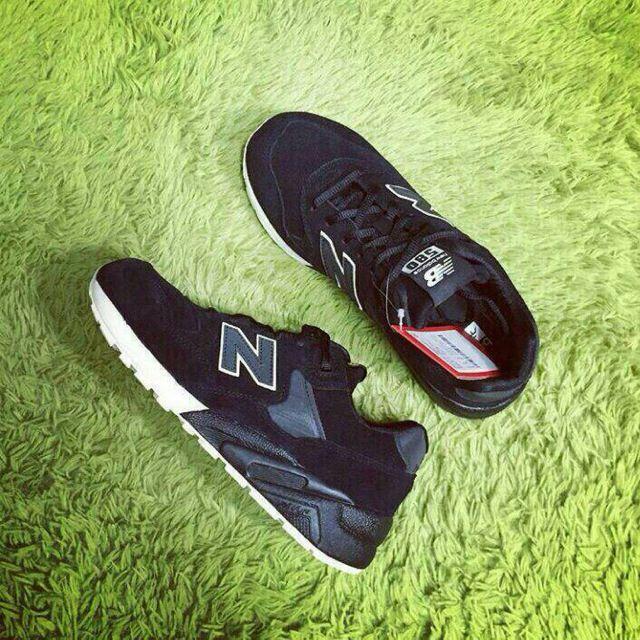 限量NB580黑魂男女鞋款