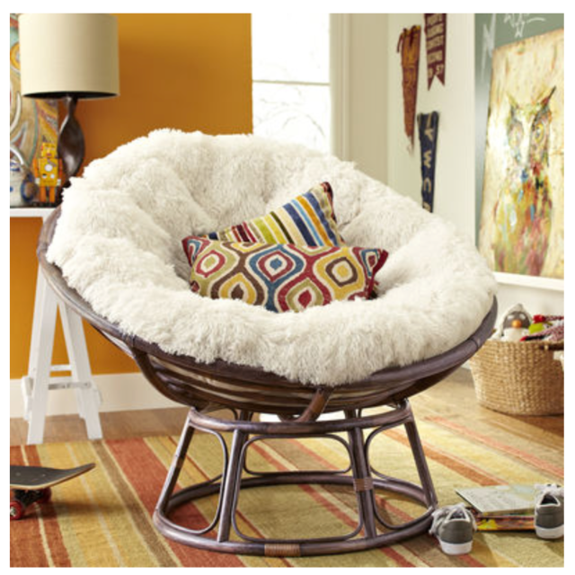 Papasan Chair Price Drop Furniture On Carousell