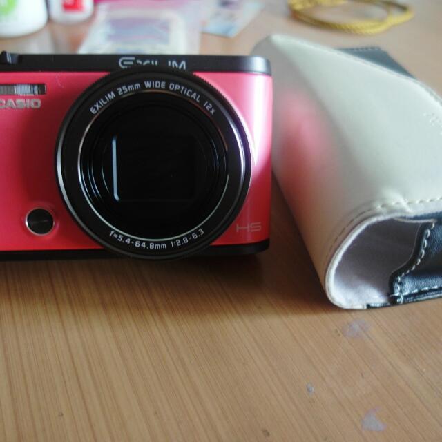 ZR3500 (Casio)桃紅