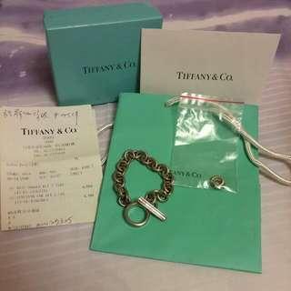Tiffany toggle t扣 手鍊