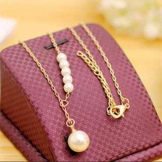 超熱門韓版 獨家珍珠項鍊