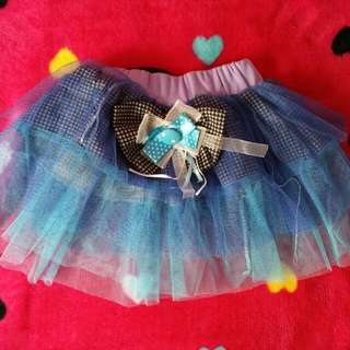 Girl Mini Skirt