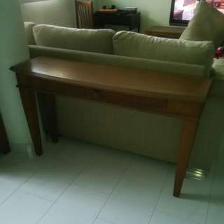 A Bench Table