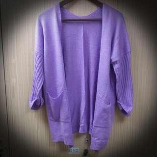 (全新) 漂亮馬卡龍紫 有口帶喲 好搭