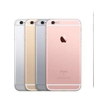 全新iPhone 6s Plus 64G 5.5吋 玫瑰金