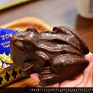 (免運降價)日本哈利波特巧克力蛙