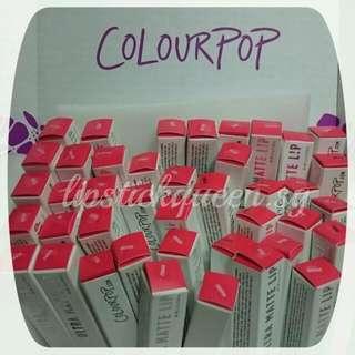 INSTOCK Colourpop Ultra Matte