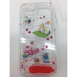 iPhone 6/6s 愛麗絲夢遊仙境液體流動手機殼