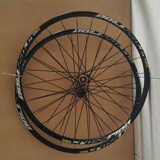 Mavic Crossride Wheelset 29er