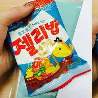 韓國代購水果軟糖