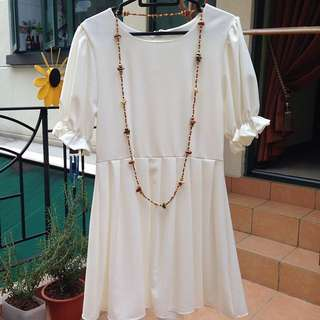Quick Sales! BN - White Party Dress