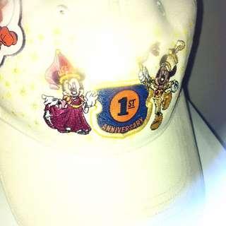 超Q正迪士尼帽子九成新