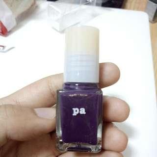 日本pa指甲油