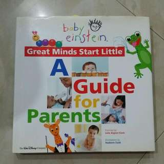 Baby Einstein Great Mibds Start Little A Guide For Parents