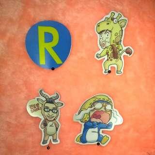 R M系列  一張15  此組四張 特價50