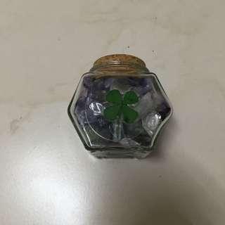 「全新」水晶石