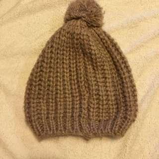 🍂秋天到了 NET針織毛帽