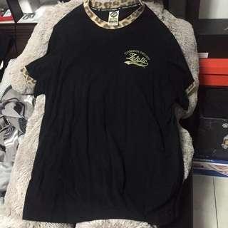 Zetetic豹紋T恤