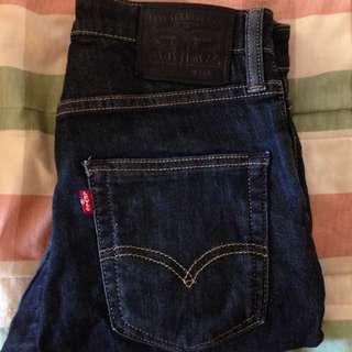 Levi's 501 長褲