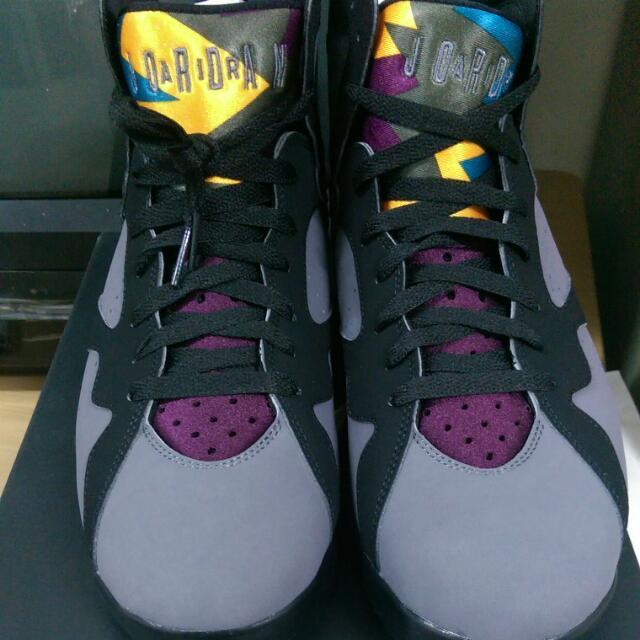 販售喬丹鞋7代
