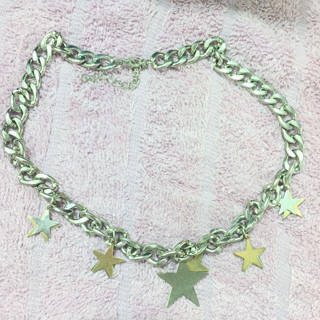 星星鎖骨鏈