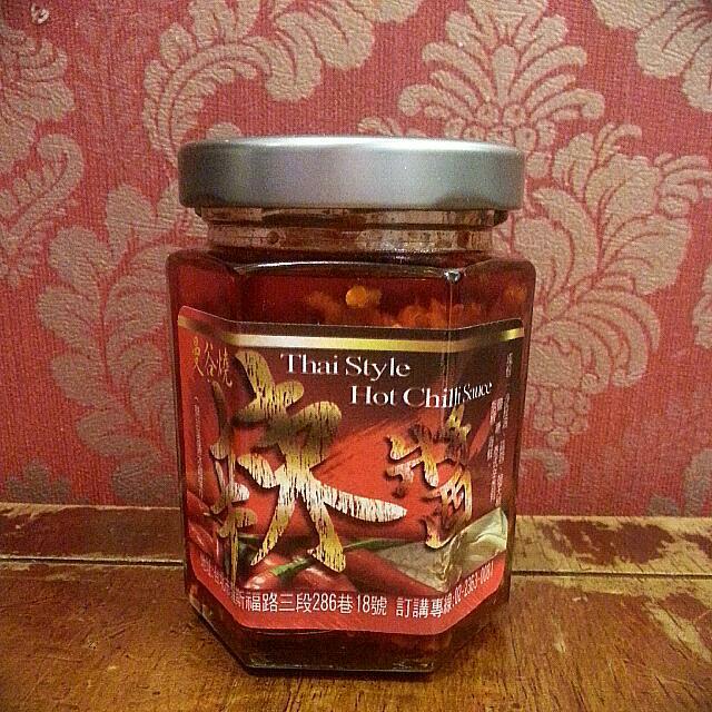 曼谷燒 純手工辣醬   (無添加防腐劑)