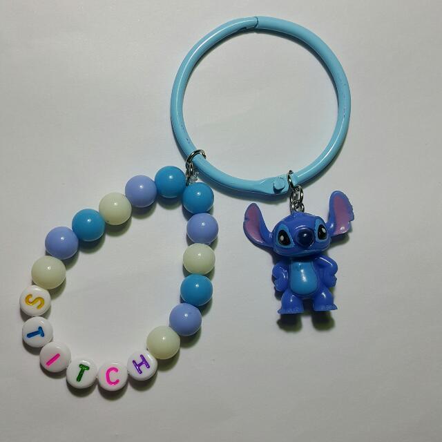 史迪奇 Stitch手作 吊飾/鑰匙圈