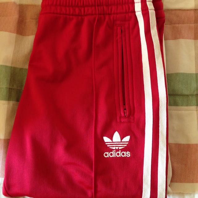 Adidas 女版 運動長褲 36