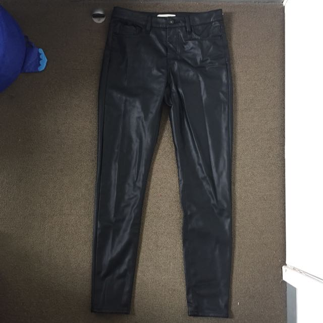 Country Road Faux Leather Pants