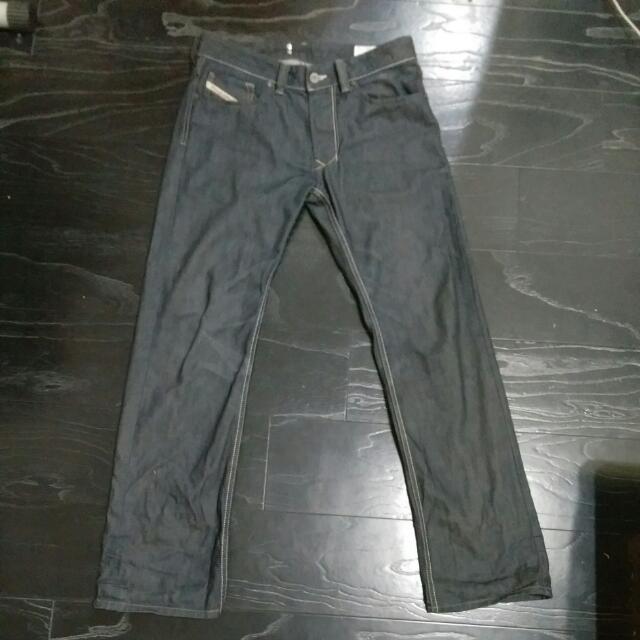 Dlesel 直筒牛仔褲