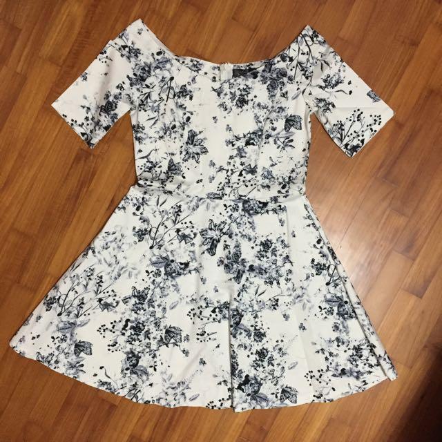 EZRA Floral Dress