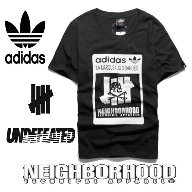 adidas x neighborhood tee