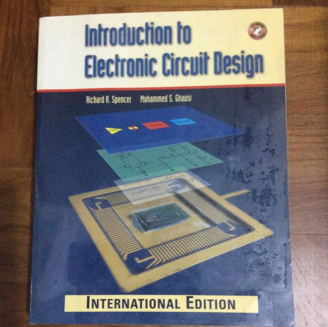 introduction to electronic circuit design by richard spencer, books